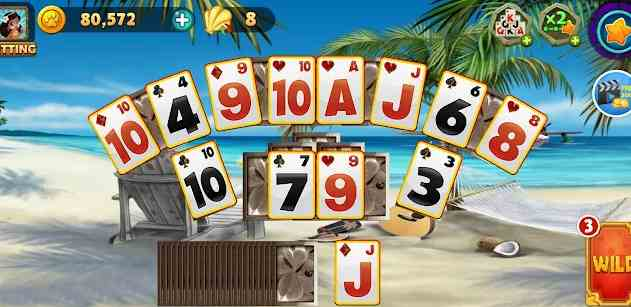 free solitaire app