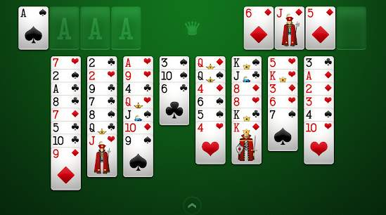 free solitaire game app