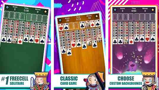 solitaire apps for free
