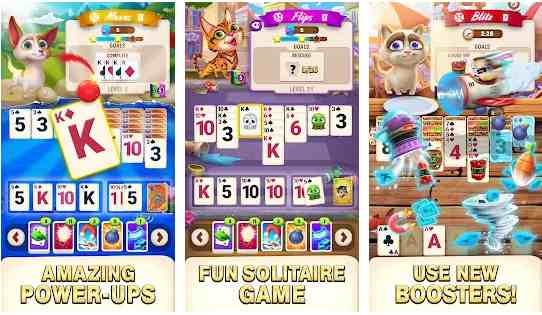 solitaire games for android