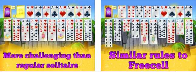 top solitaire games
